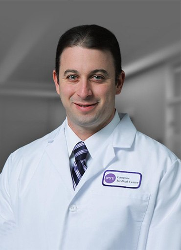 Eric J. Strauss, MD Associate Profestsor, Department of Orthopedic Surgery